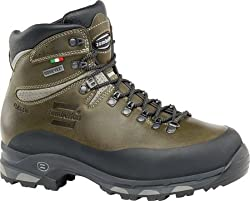 Zamberlan 1006 Vioz Plus GTX RR WL Wide-lasted Hiking Boot, Mens, Waxed Chestnut - Wide, 11