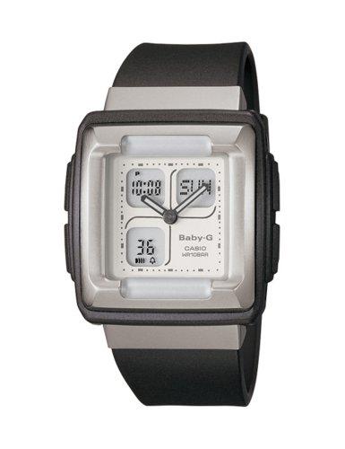 Casio Women s BG82F-5E Baby-G Square Ana-Digi Shock Resistant Sport Watch