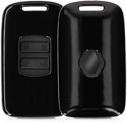 kwmobile Funda Compatible con Renault Llave de Coche Smart Key de 4 Botones (Solo Keyless Go): Amazon.es: Electrónica