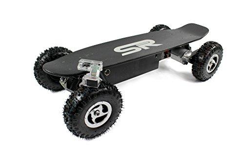 Offroad Monster Electric Longboard Electric Skateboard Powered Lithium-Ionen Akku