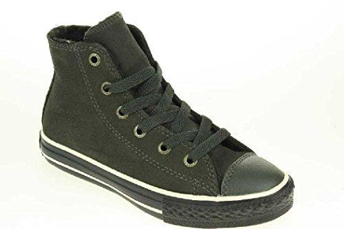 Converse CT AS Winter Chucks Hi Wildleder Winterschuhe grau Kinder Schuhe, pointure:eur 30