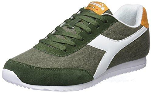 Chaussures Vert De Jog C Light verde Gymnastique Diadora Olivine Homme qwO0tpS