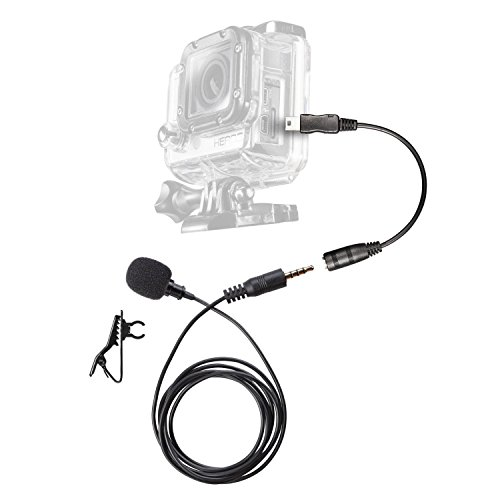 Lavalier Omnidirectional Condenser External Microphone product image