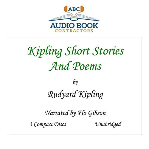 Kipling Short Stories and Poems (Classic Books on Cds Collection)