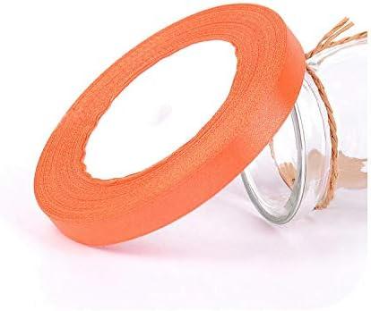 kawayi-桃 25ヤード/ロールグログランサテンリボン結婚式の誕生日パーティーの装飾DIY弓クラフトリボンカードギフトラッピング用品-2-20mm