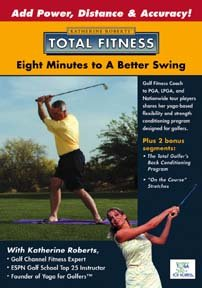 Total Fitness: Eight Minutes to a Better (Minutes To A Better Swing)
