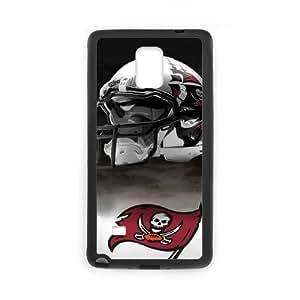 Atlanta Falcons Team Logo Samsung Galaxy Note 4 Cell Phone Case Black Customized Toy pxf005_9737641