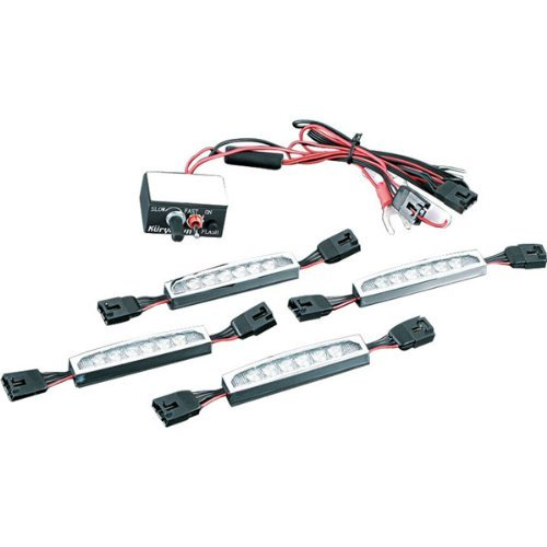Kuryakyn Super Lizard (Kuryakyn Super Lizard Lights Starter Kit 5022)