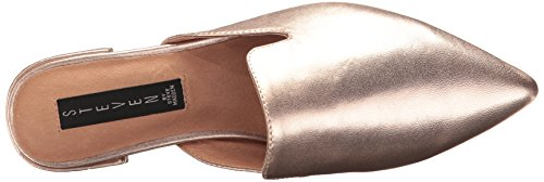 Steven Da Steve Madden Donne Valente Slip-on Loafer In Oro Rosa