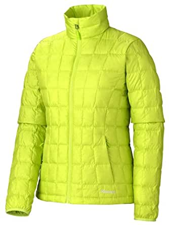 Marmot Sol Jacket - Green Lime (Womens) - X-Large