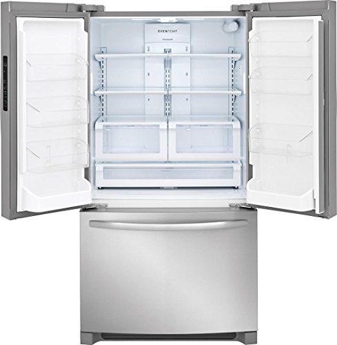 Frigidaire Counter Depth French Refrigerator 22.4 ft. Capacity, Stainless Steel
