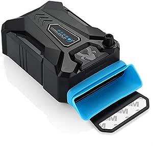 CoolCold Mini Universal Laptop Cooling Fan USB Plug Exhaust Fan Speed Adjustable Notebook cooler