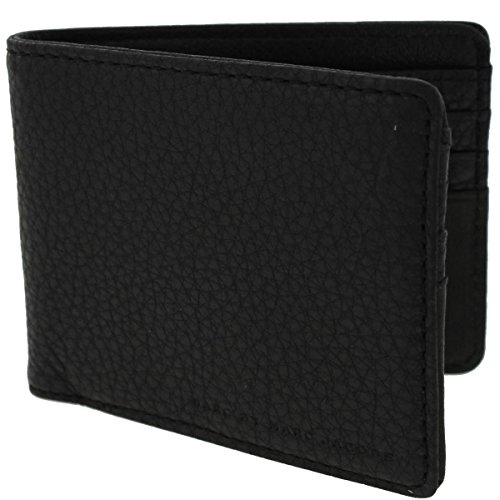 Marc by Marc Jacobs Simple Traditional Wallet,Black,one - Men Jacobs Marc Marc By