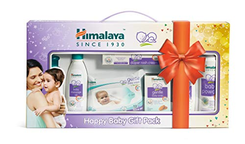 Himalaya Happy baby gift pack  (Blue)