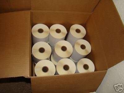 18 Roll of 500 4x3 Direct Thermal Labels Zebra Eltron