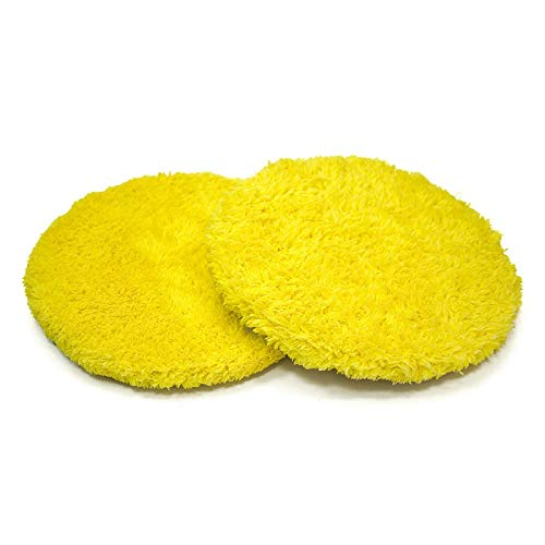 Spare Cleaning Cloths Made of Microfiber for HOBOT-198 Set of 12 Pieces