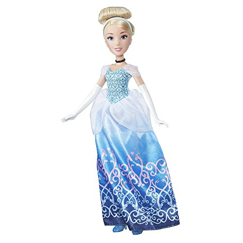 Disney Cinderella Princess (Disney Princess Royal Shimmer Cinderella Doll)