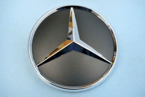 (Mercedes Sprinter Rear Door Chrome Star Badge Emblem Logo W906 2007+ BG81030)