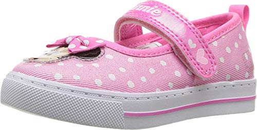 Josmo Kids Baby Girl's Minnie Mary Jane (Toddler/Little Kid) Pink 6 M US Toddler M for $<!--$29.99-->