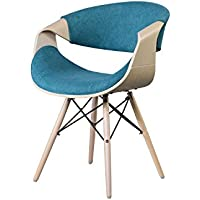 Supernova Adams Bent Plywood Arm Chair with Wraparound Back