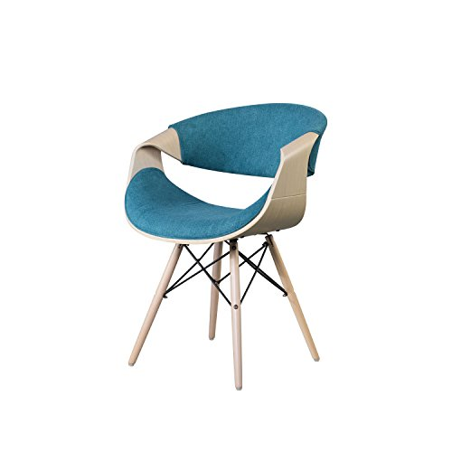 Supernova Plywood Accent Arm Chair