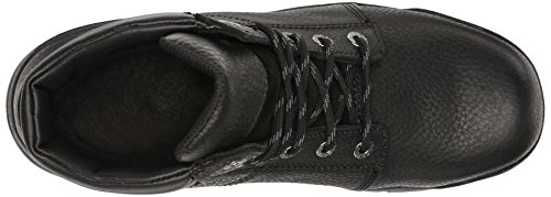 Wolverine Men's Marquette Rubber Safety Toe 6-Inch Work Boot Black excellent cheap sale enjoy shopping genuine buy cheap ebay BBa9OB6Ok