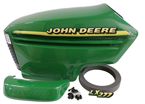 John Deere Upper Hood - 8