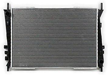 Klimoto Brand New Radiator fits Jaguar X-Type 2002-2008 2.5L 3.0L V6 JA3010119 615343397658 675-59504B C2S020551 2622 CU2622 RAD2622 DPI2622