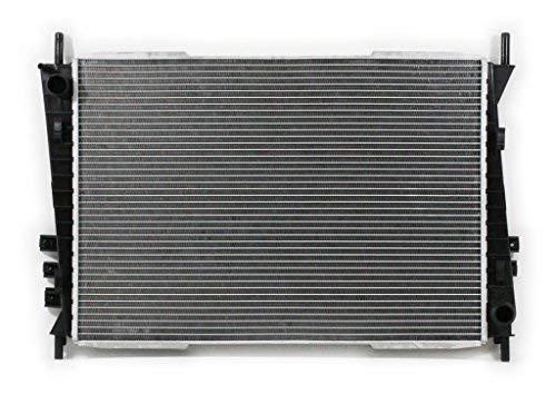 Radiator - Pacific Best Inc For/Fit 2622 Jaguar X-Type 2.5/3.0L PT/AC