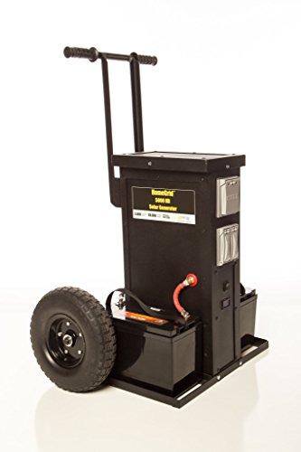 HomeGrid 3000 Portable Solar Generator (Extreme) 110V: 30...