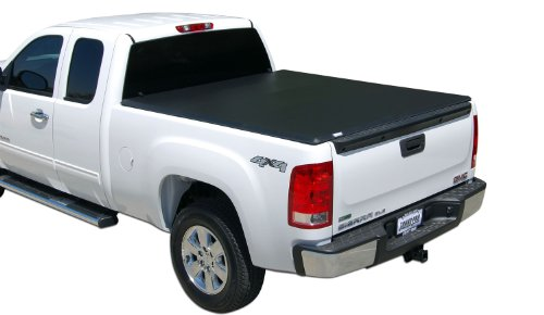 Tonno Pro Tonno Fold 42-600 TRI-FOLD Truck Bed Tonneau Cover 2006-2014 Honda Ridgeline | Fits 5' Bed