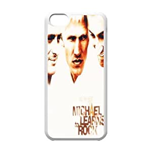 Generic Case Michael Learns to Rock For iPhone 5C SCV0703282