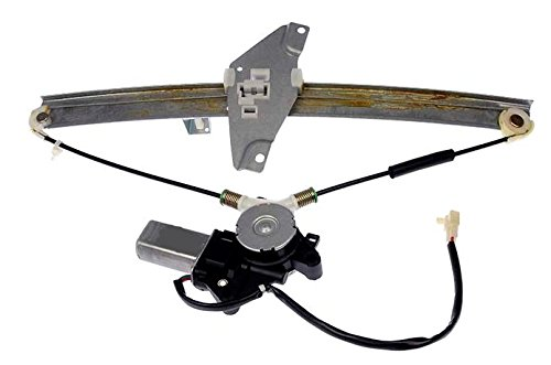 Wagon Front Window (Front Driver Window Regulator and Motor NEW for 1992 - 1996 Toyota Camry (Sedan and Wagon Only) 69820-06021 TO1350122)