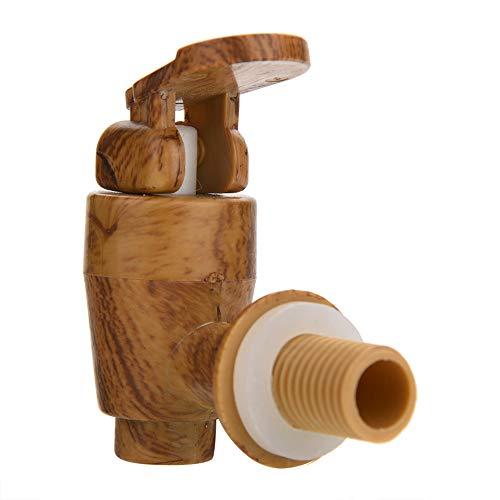 1.5L Oak Barrel, Whiskey Wood Oak Barrel Dispenser Pressure Tested for Leaks Storage for Whiskey, Brandy, Tequila, Rum Port by Zerone (Image #6)