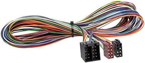 Acv 1230 500 Iso Adapterkabel Universal Verlängerung 5 Meter Bürobedarf Schreibwaren