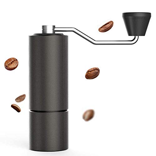 TIMEMORE C Manual Coffee Grinder with Adjustable Setting High-precision for Pour Over French Press Espresso Turkish or Cold Brew Suitable for Travel or Camping double bearing positioning