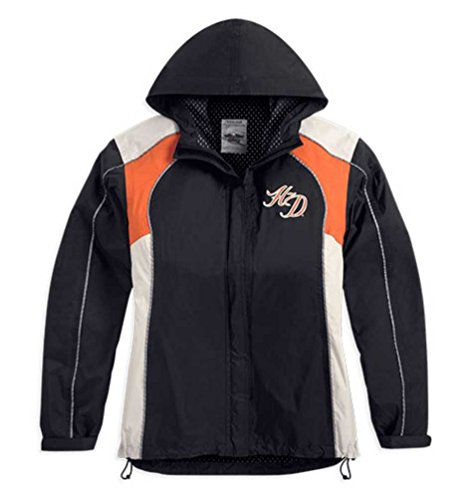 Harley Davidson Womens Waterproof Jacket 98315 14VW