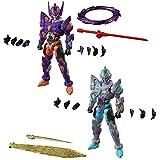 スーパーミニプラ SSSS.GRIDMAN グリッドナイト&グリッドマン(Initial Fighter)セット【プレミアムバンダイ限定】