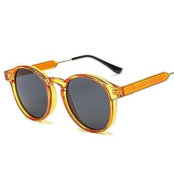 SQYJING Gafas de Sol para Gafas de Sol Retro Gafas de Sol ...
