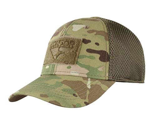 Condor Tactical Mesh Flex Cap - Multicam - Small / Medium