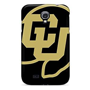New Style Case Cover GkWQh78glCwF Cu Buffs Compatible With Galaxy S4 Protection Case