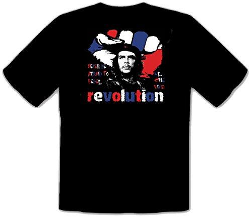 Che Guevara Cuba Kuba REVOLUTION T-Shirt -097