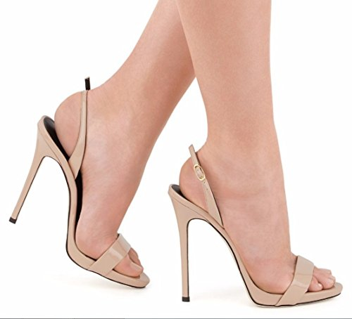 en Hauts Mme Talons Taille TalonsQIAOQI MétalLarge LIANGXIE l'eau À Abricot Heels De Sandals High De À Mariage Platform Super Haute Mariée Imperméable Chaussures 4OwSTFq
