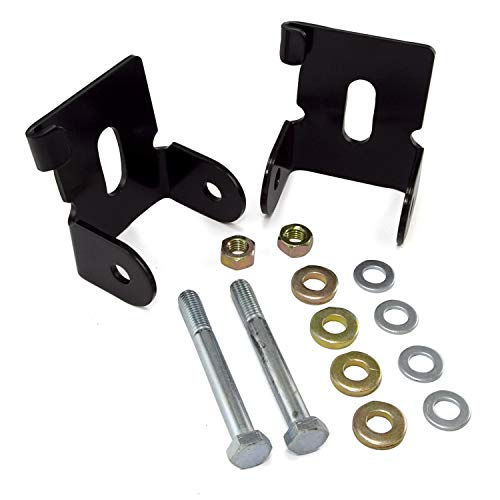 Rugged Ridge 18003.35 Black Front Control Arm Skid Plate ()