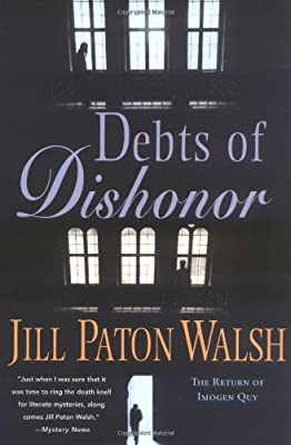 Debts of Dishonor: An Imogen Quy Mystery