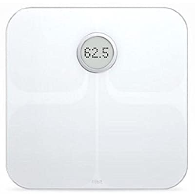 Fitbit Aria Wifi Scale with Body Fat % and BMI - Color White Good Gift Fast Shipping Ship Worldwide From Hengheng Shop