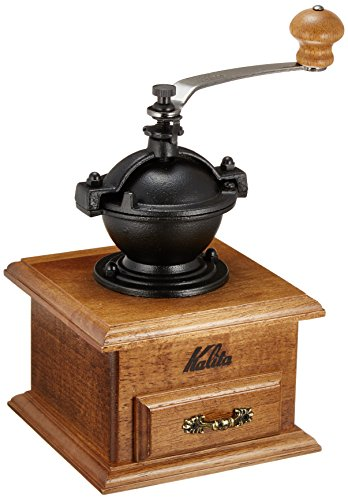 Kalita hand-ground coffee mill Classic mill