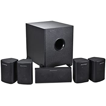 Yamaha ns sp1800bl 5 1 channel home theater for Yamaha 7 2 home theatre system