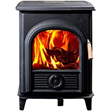 HiFlame Wood Burning Stove HF905U