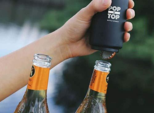 Pop-the-Top beer bottle opener